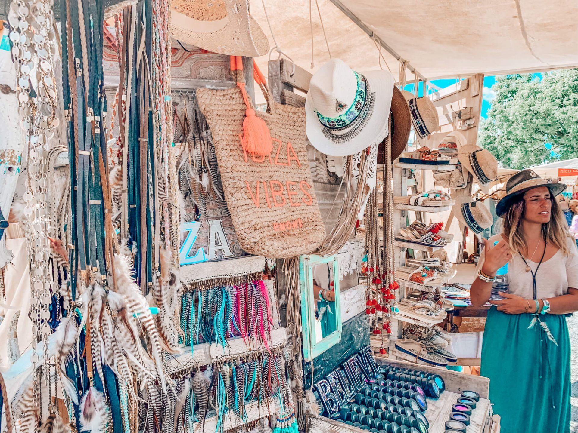 Hippiemärkte Ibizas