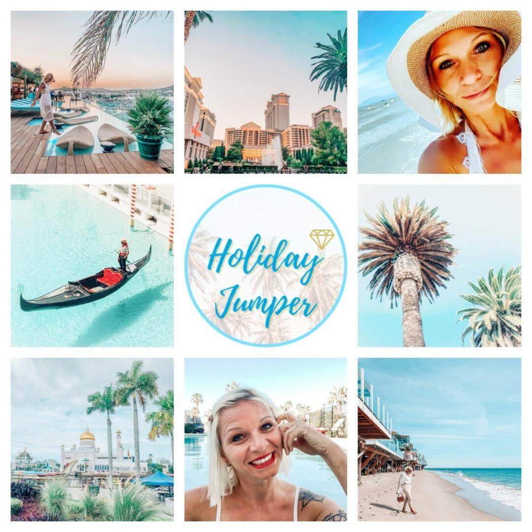 Holiday Jumper Deluxe Reise-Lifestyle Blog
