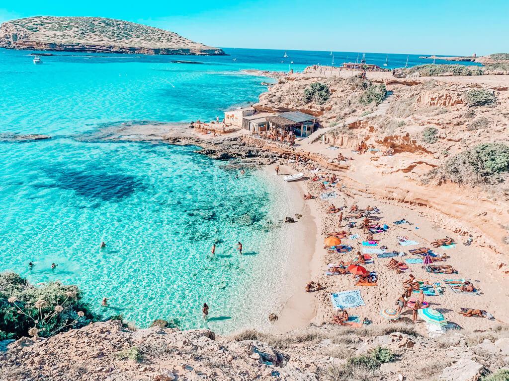 Digitaler Nomade auf Ibiza