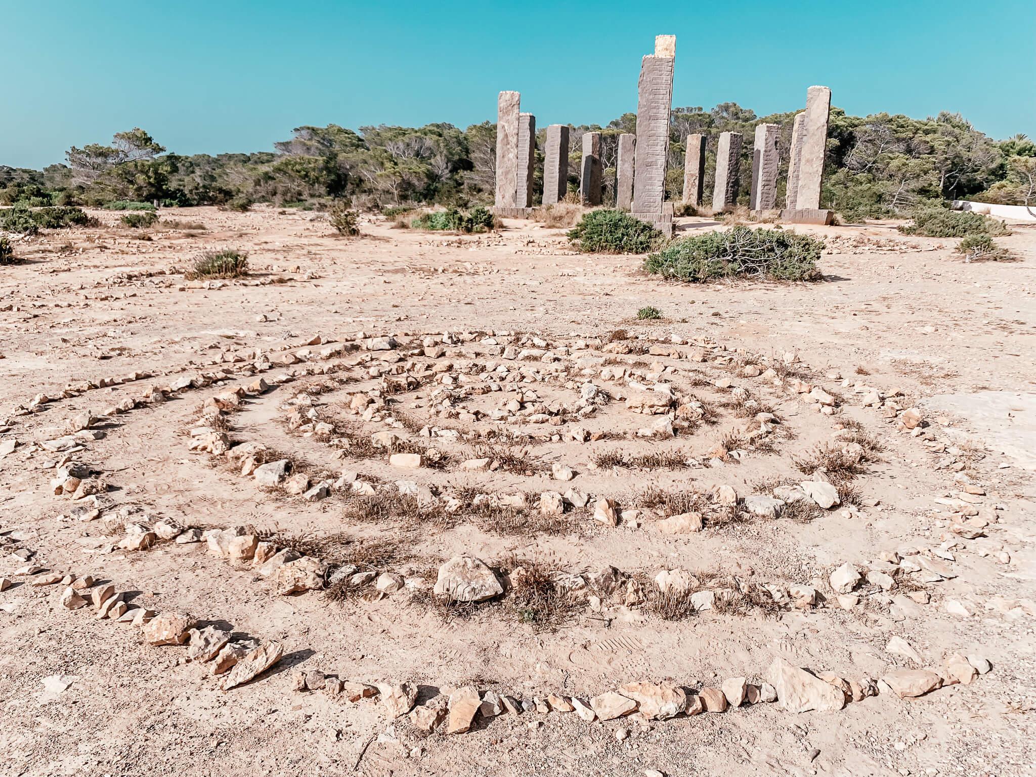 Sehenswürdigkeiten Ibiza Balearen Spanien