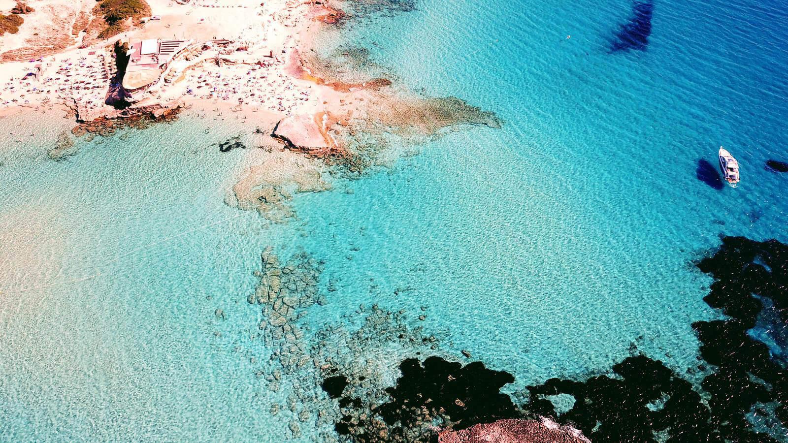 schönsten Buchen Ibizas