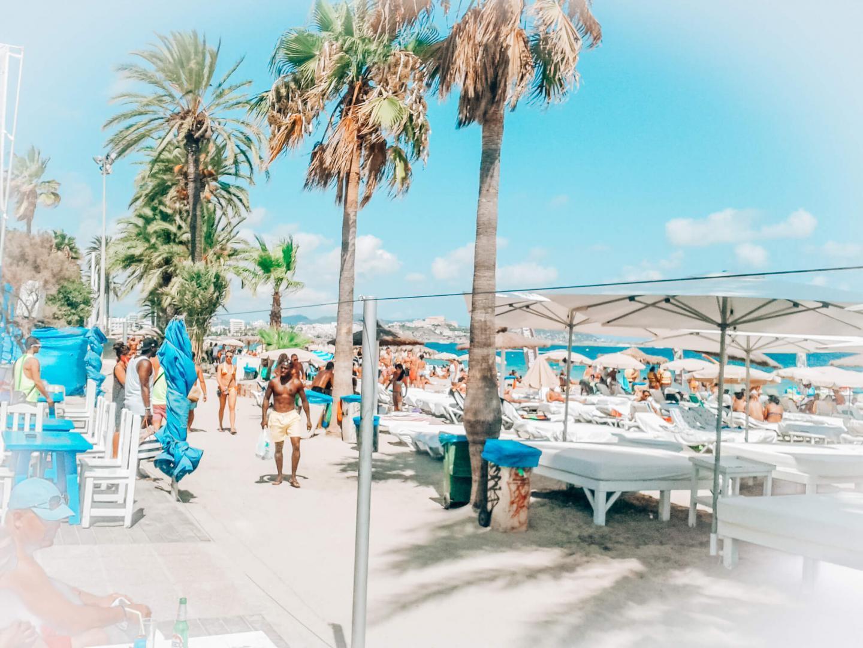 Bora Bora Beach Club Luxusurlaub Ibiiza
