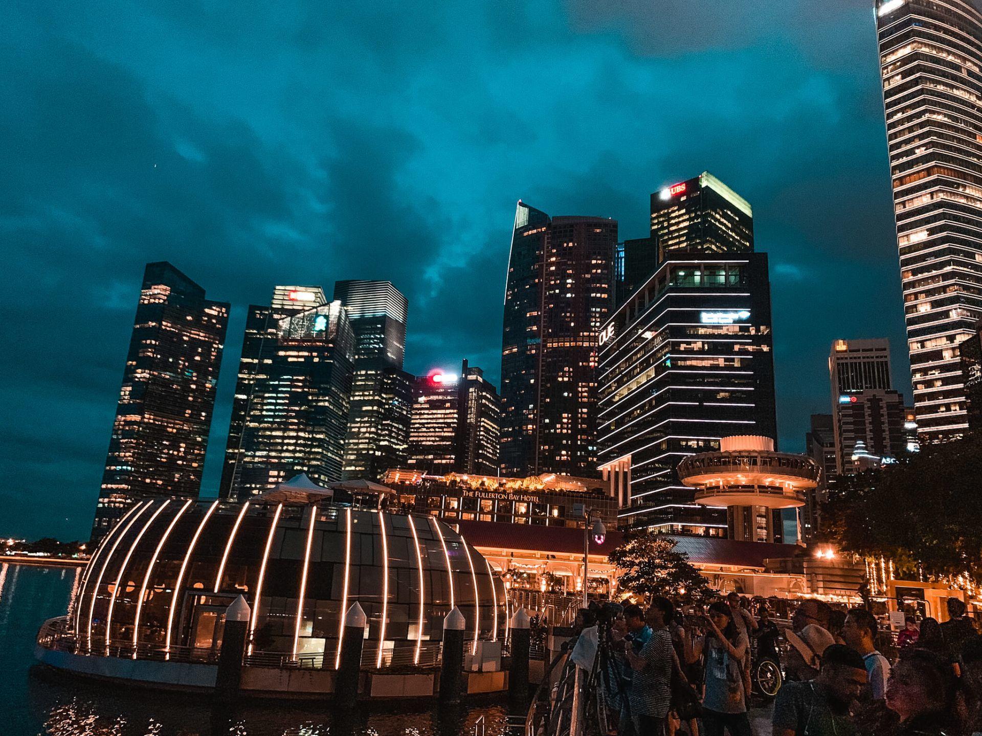 Luxusurlaub in Singapur