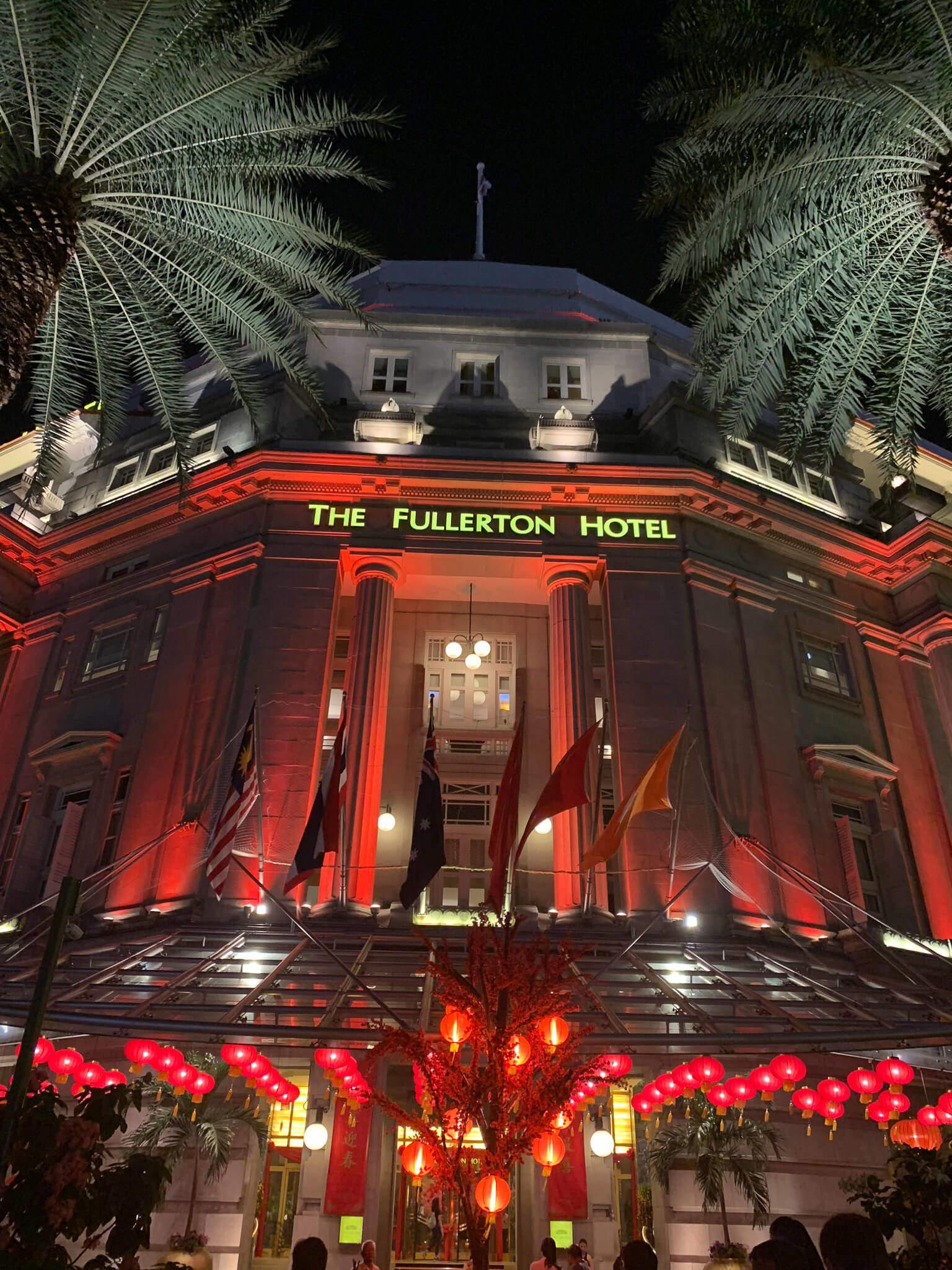 Hotelempfehlung Singapur