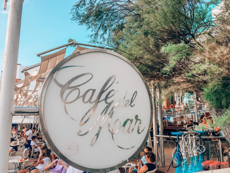 Café del Mar auf Ibiza
