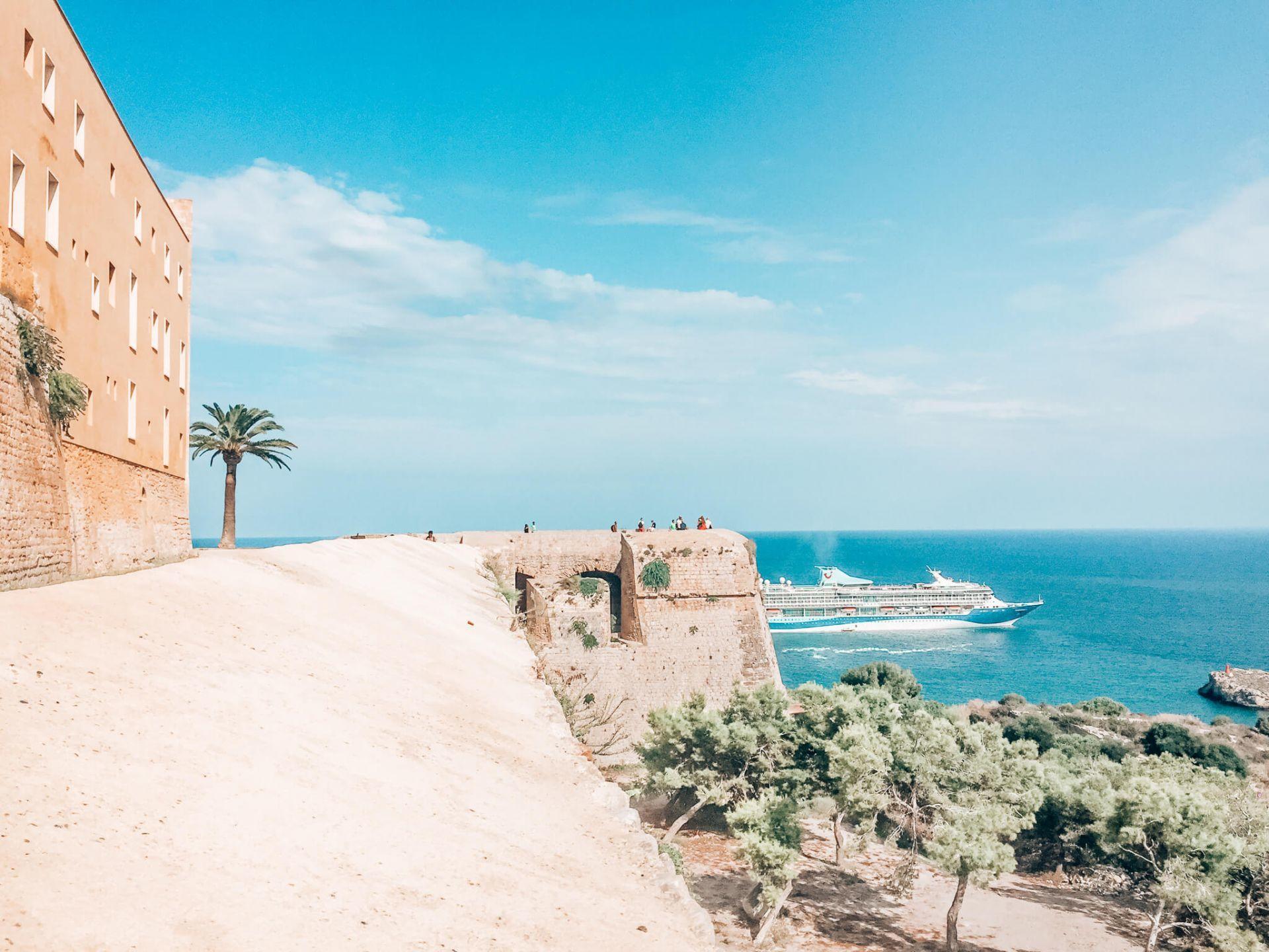 Digitaler Nomade werden auf Ibiza