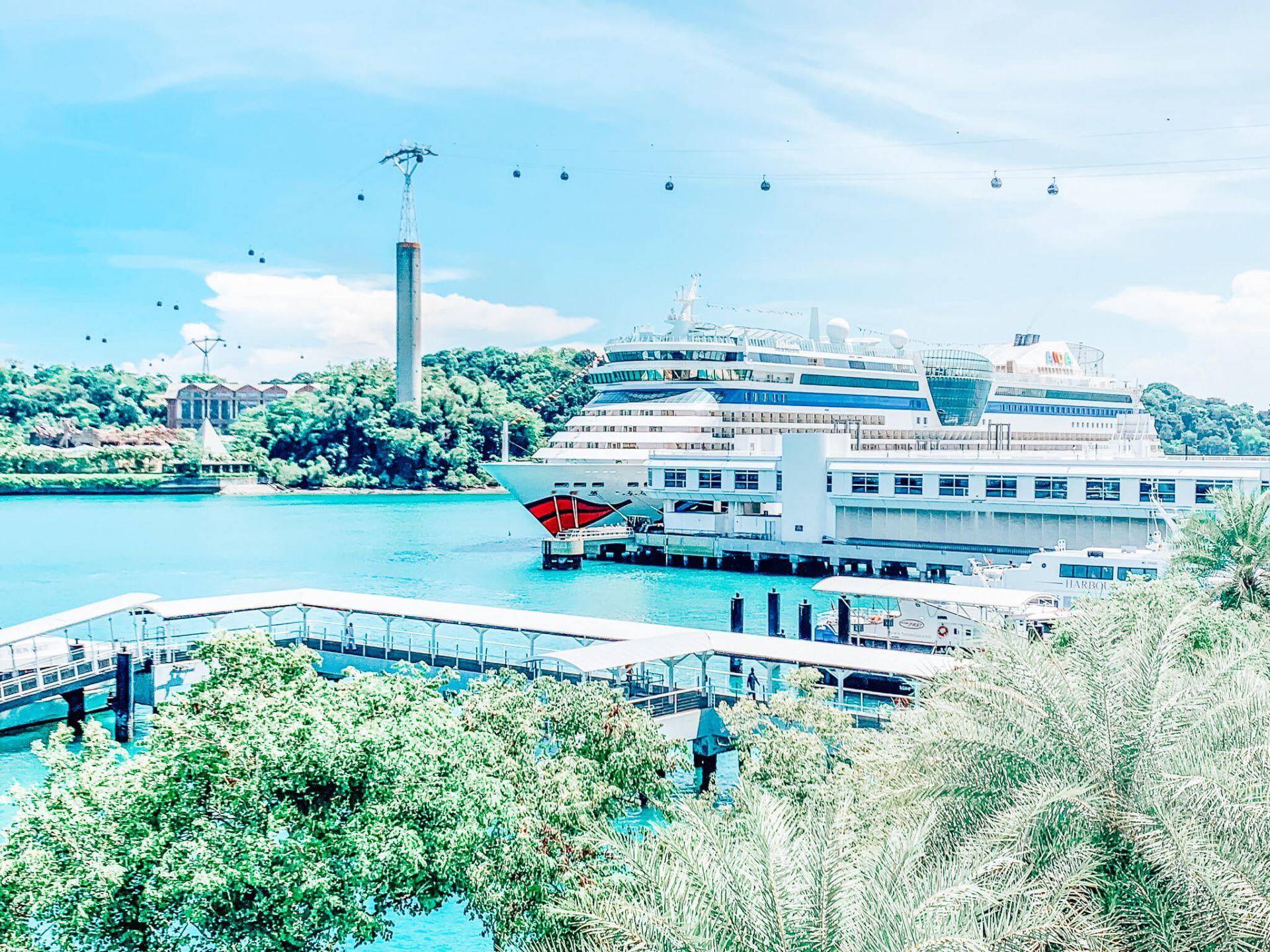 Sentosa Island Singapur