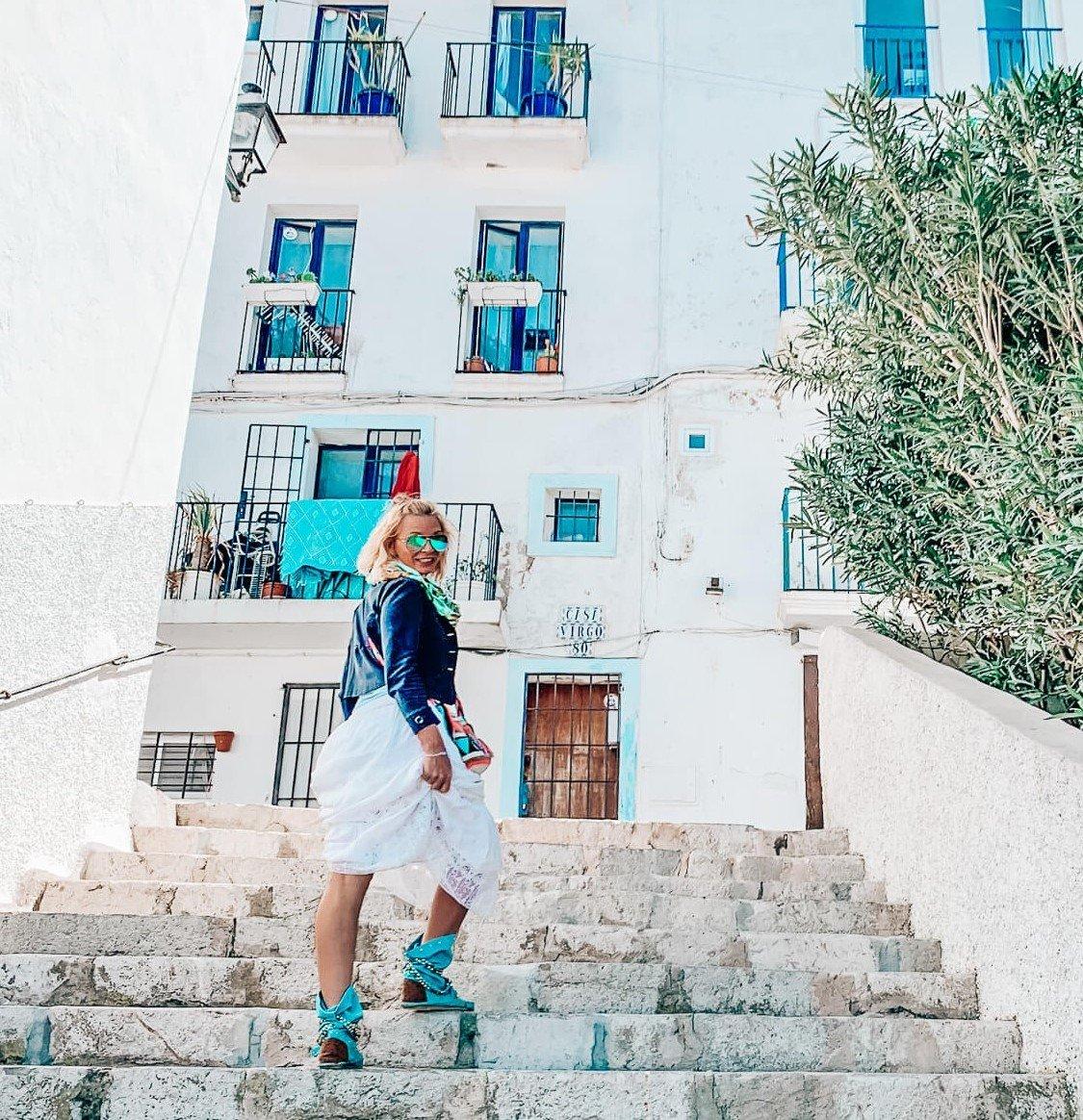 Altstadt Eivissa Ibiza Stadt
