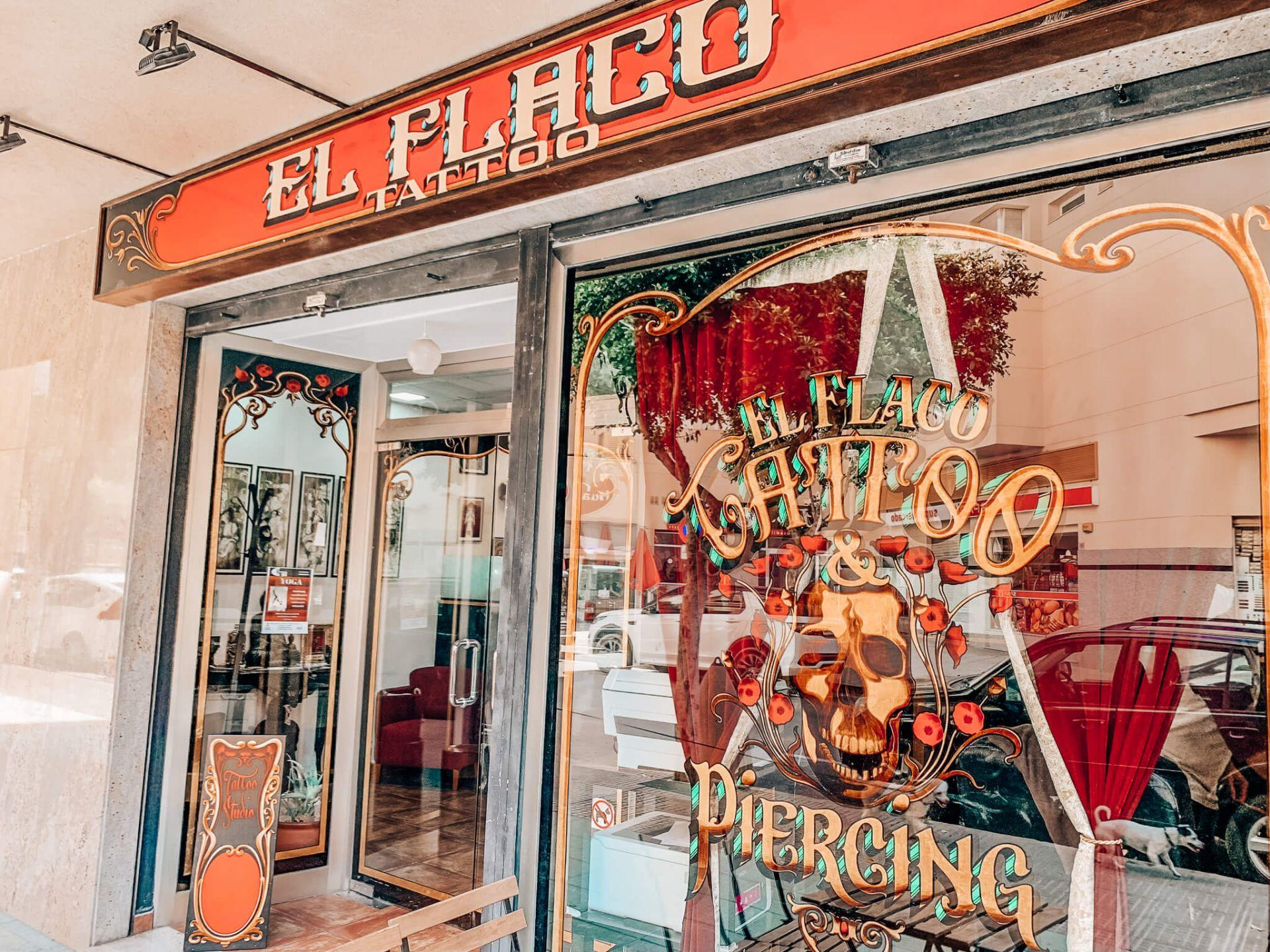 Tattoostudio Eivissa Ibiza