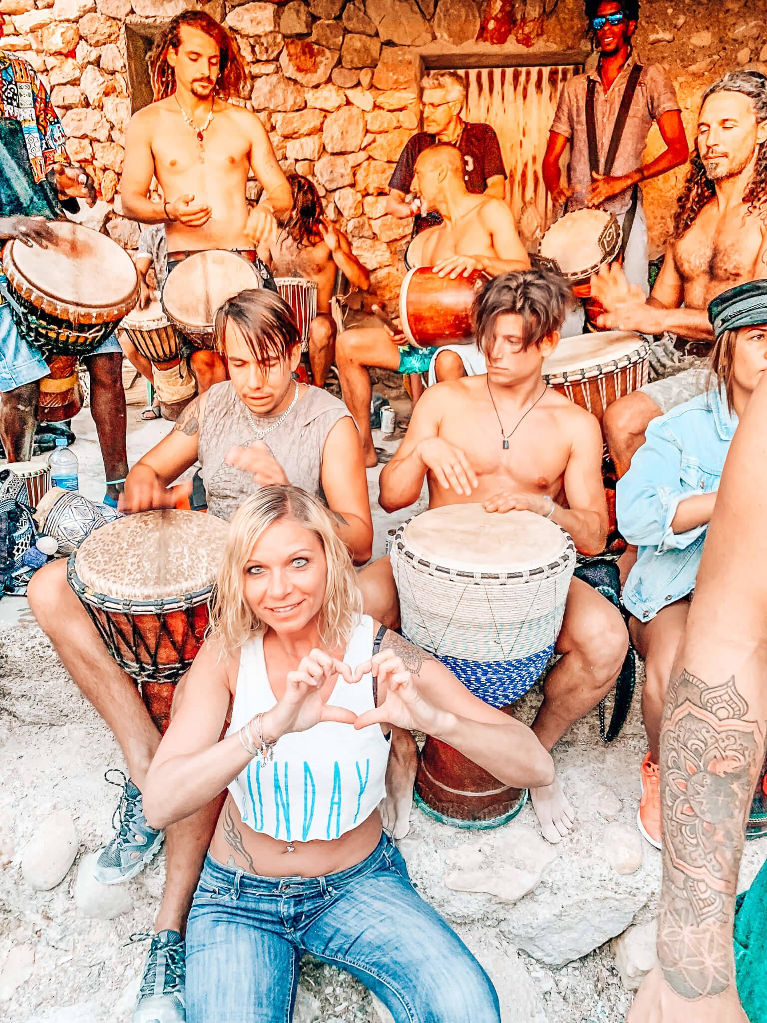 Ibiza mit dem Mietauto