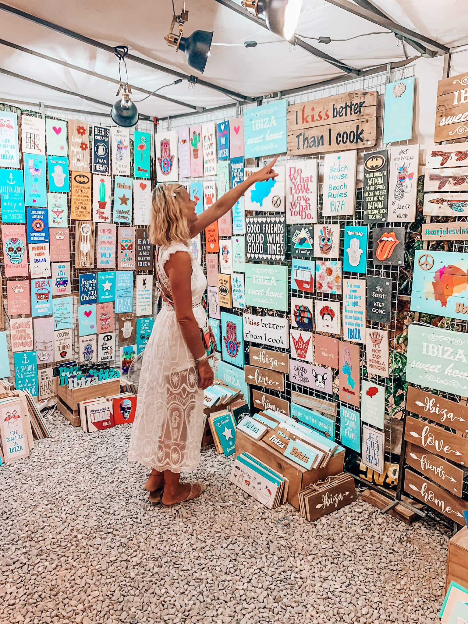 Information Hippiemarkt Ibiza