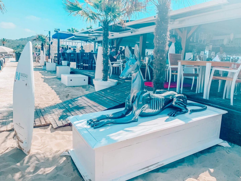 Beachclubs Ibiza Luxusurlaaub