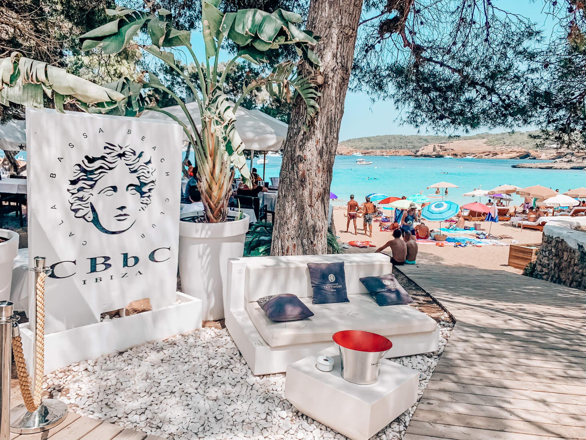 Elitäre Beach Clubs Ibiza