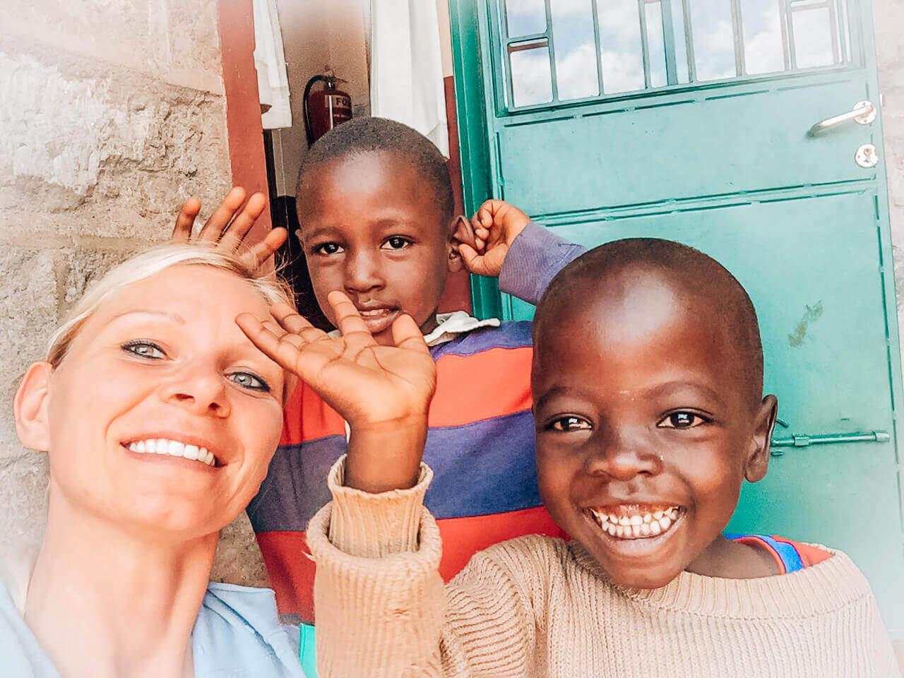 Kinderheim Afrika