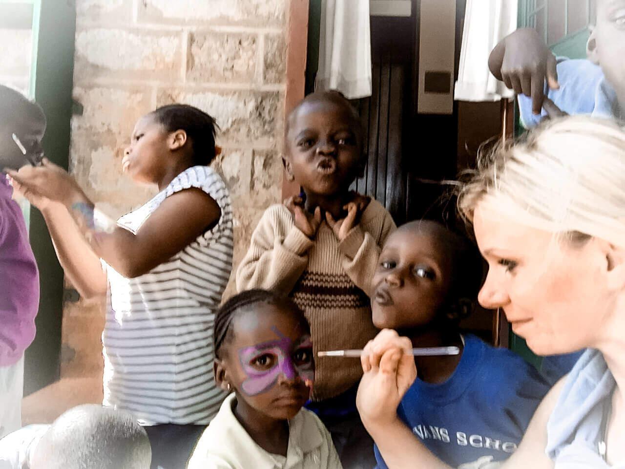 Kinderhilfsprojekte