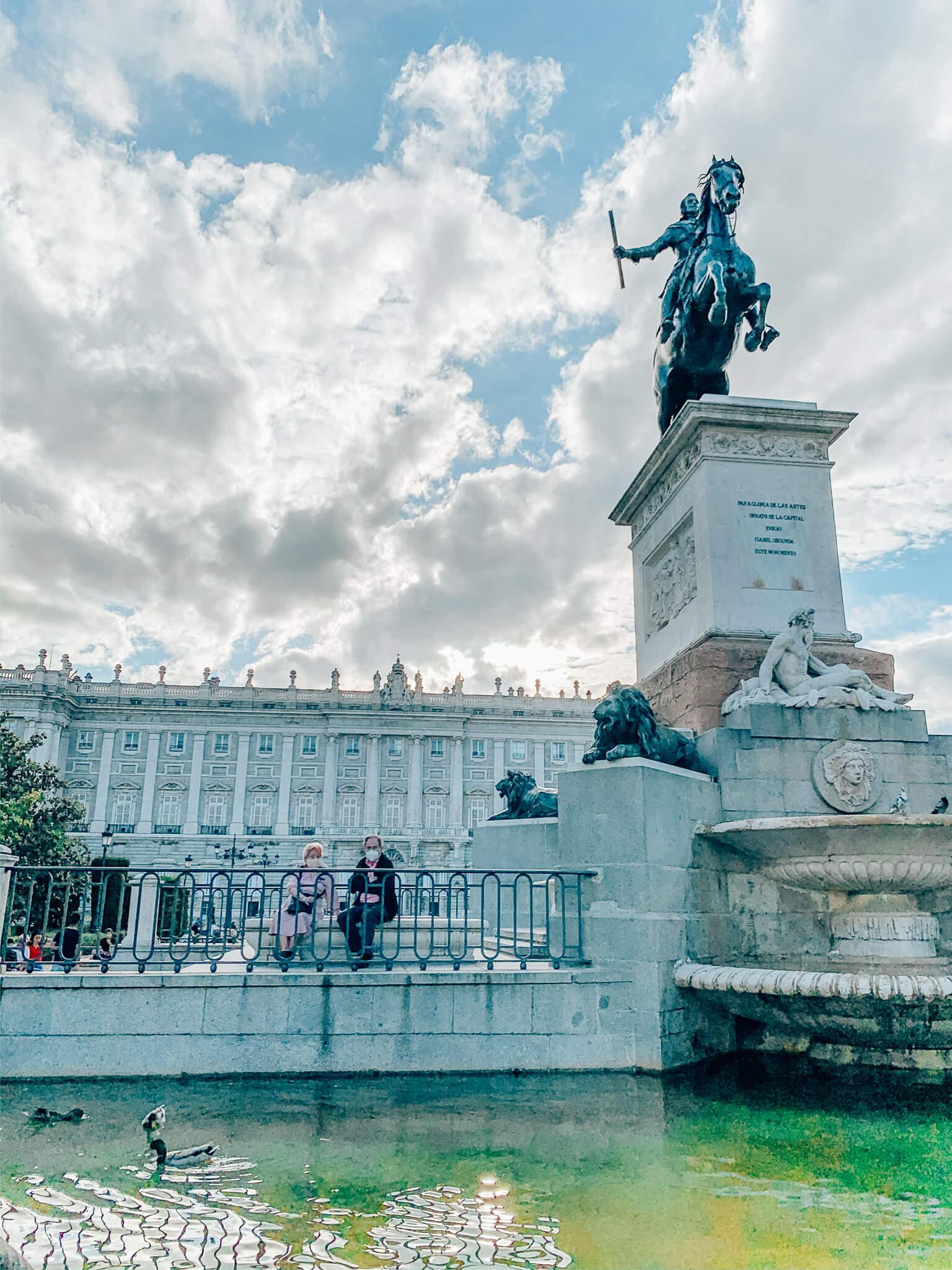 Reisetipps für Madrid Spanien