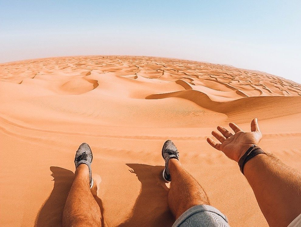 Beste Reisezeit Dubai