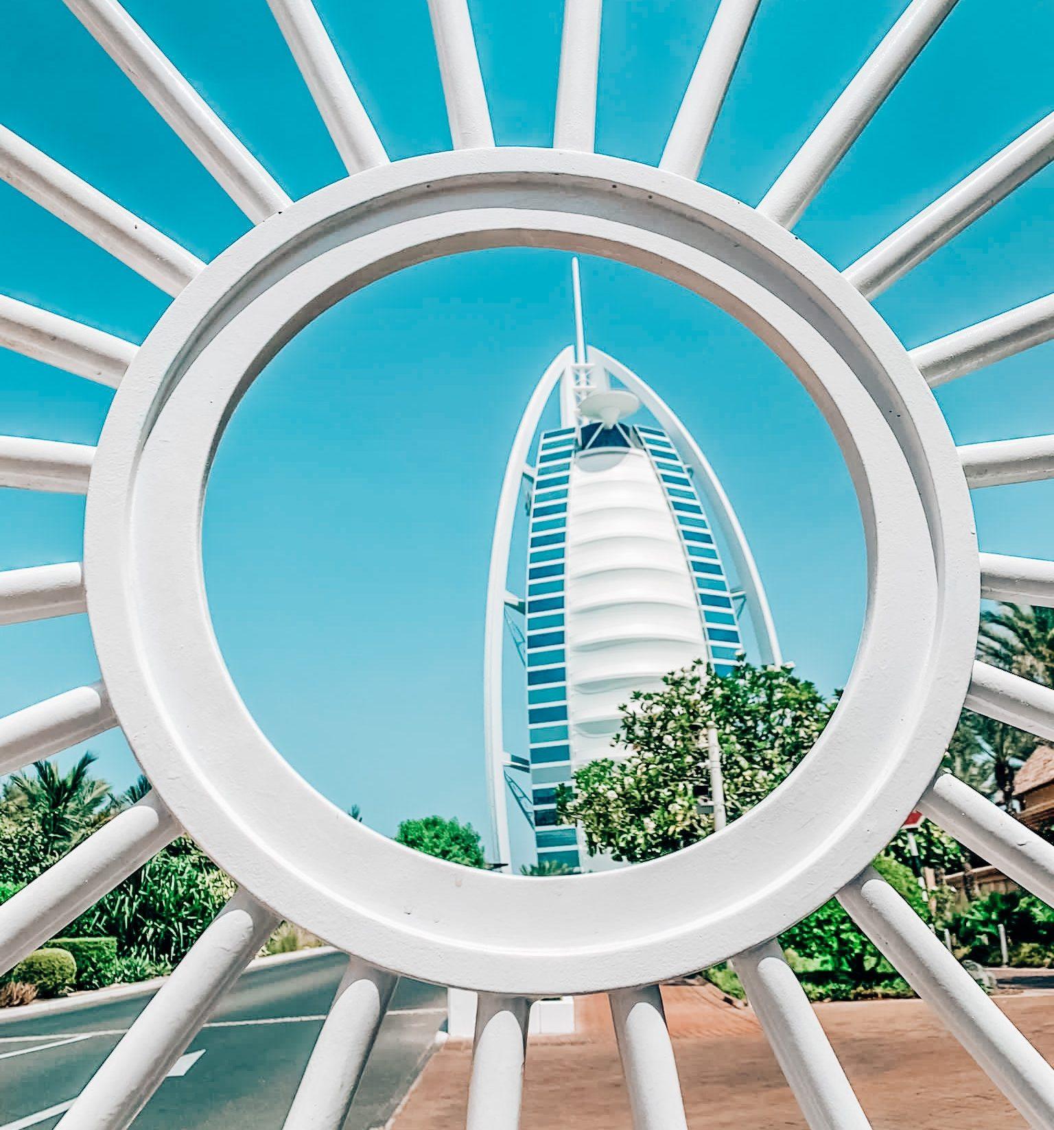 Ortsunabhängig Arbeiten in Dubai